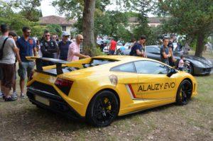 Lamborghini Alauzy Autos Alauzy Evo Toulouse SUPERCAR