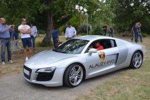 Audi R8 Toulouse ALAUZY