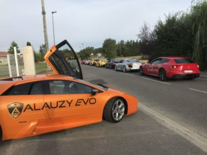Alauzy Autos Lamborghini Ferrari Audi Porsche Toulouse Alauzy Evo
