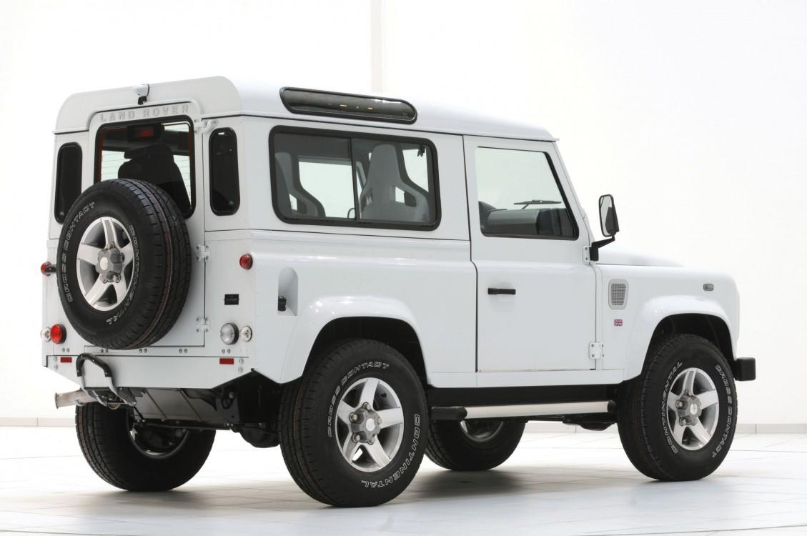 STARTECH Land Rover