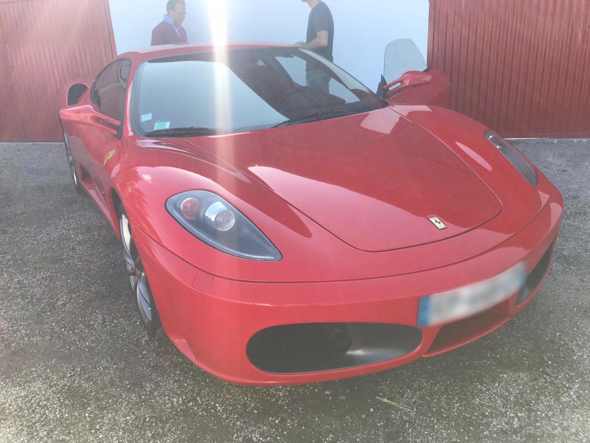 Ferrari F430 492 Cv PremiumShield CAMUI
