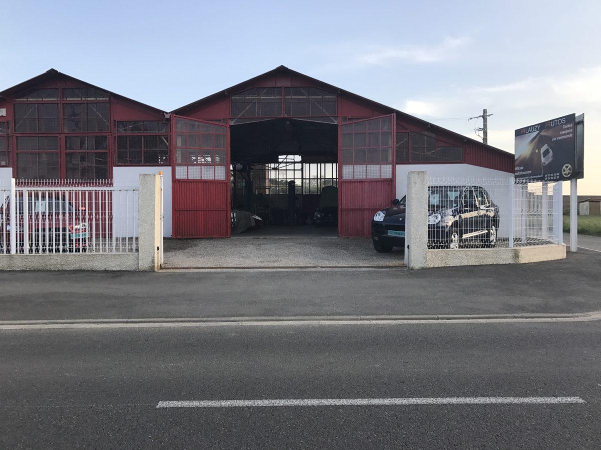 Garage ALAUZY AUTOS VACQUIERS TOULOUSE