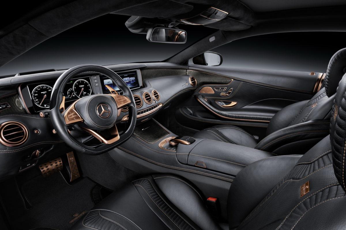 BRABUS Mercedes BRABUS 850 Coupe