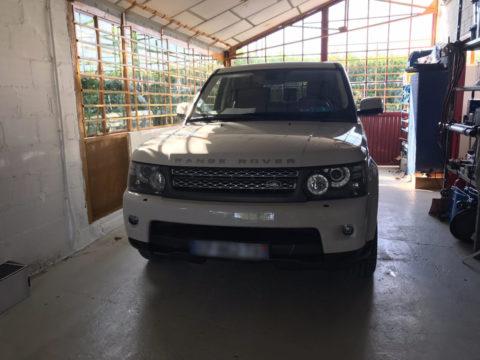 Film de protection Range Rover Sport