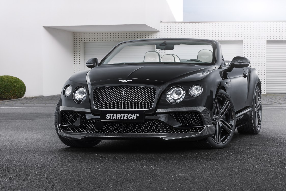 STARTECH Bentley Cab