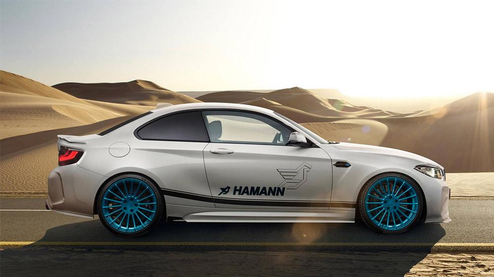 ALAUZY EVO HAMANN BMW M2
