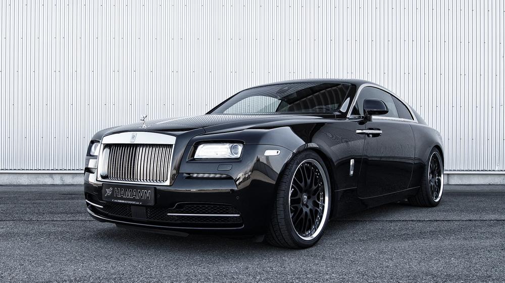 HAMANN Rolls Royce Wraith