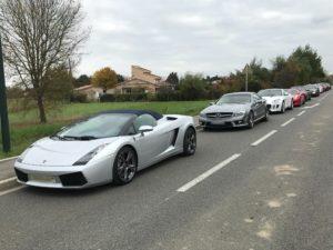 ALAUZY AUTOS CAZERES SUPERCARS