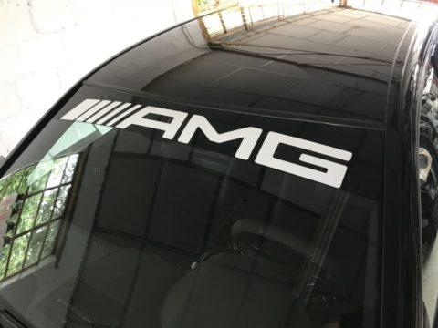 Mercedes C63 AMG pack carbone