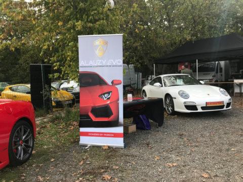 Dernier rassemblement annuel de Sesquieres «Motors & Café»