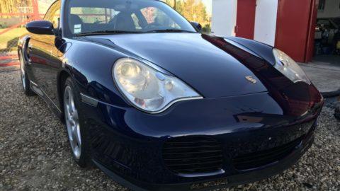 Porsche 996 Turbo 420 Cv Traitement céramique