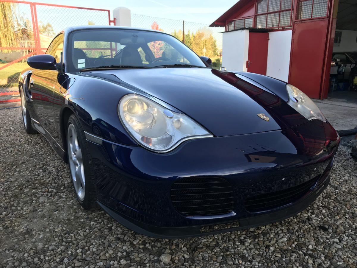 ALAUZY EVO Porsche 996 Turbo 420 Cv CAMUI Crystal céramique