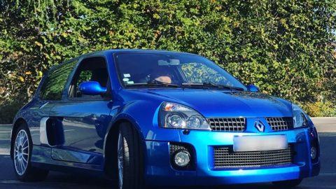 Renault Clio V6 250 Cv