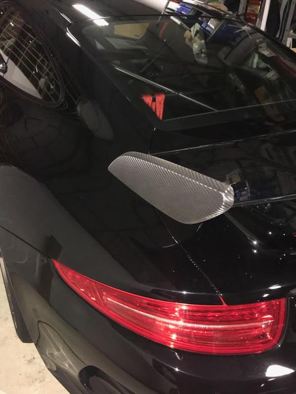 Porsche 991 GT3 Elément Carbone personnalisation