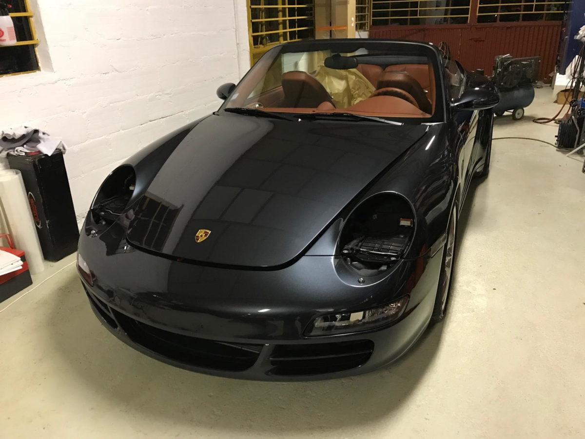 Porsche 997 4S CAMUI