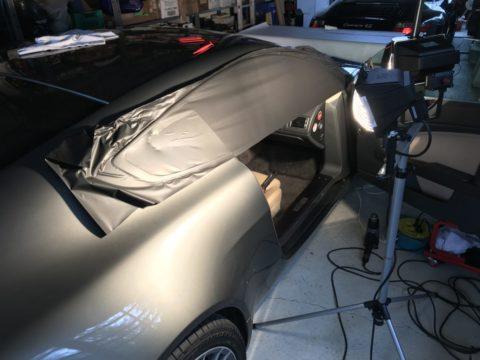 Aston Martin V8 Vantage & Maserati Grand Turismo