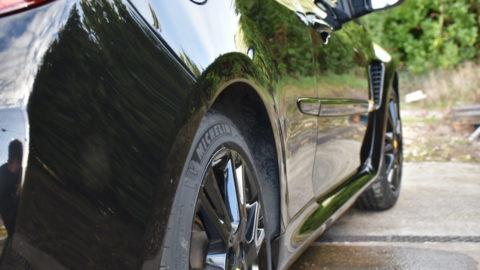 Renault Clio RS en traitement crystal céramique