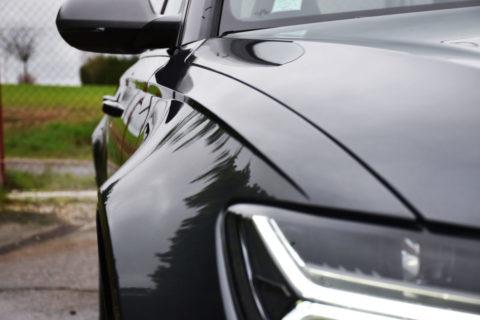 Audi RS6 pour un revêtement Crystal Céramique