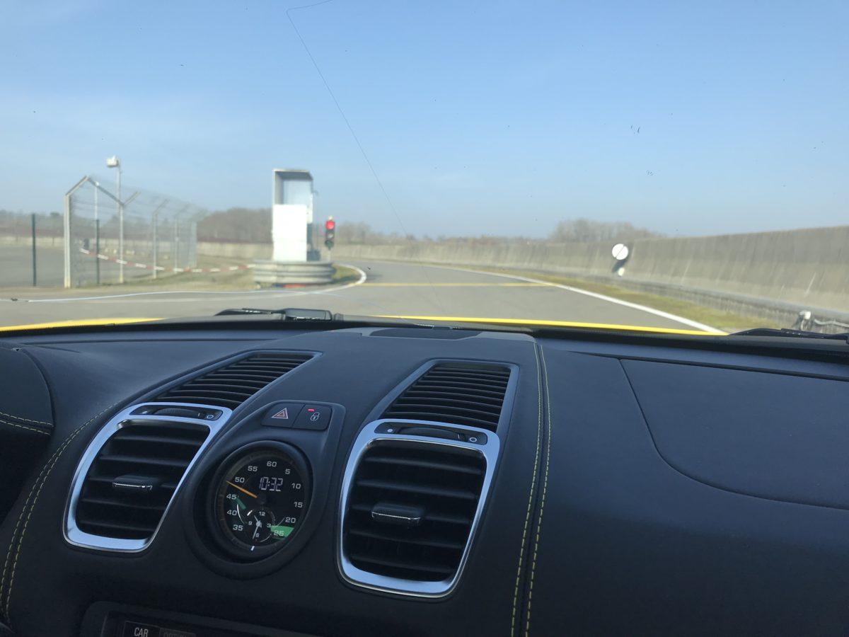 Porsche club Toulouse GT4