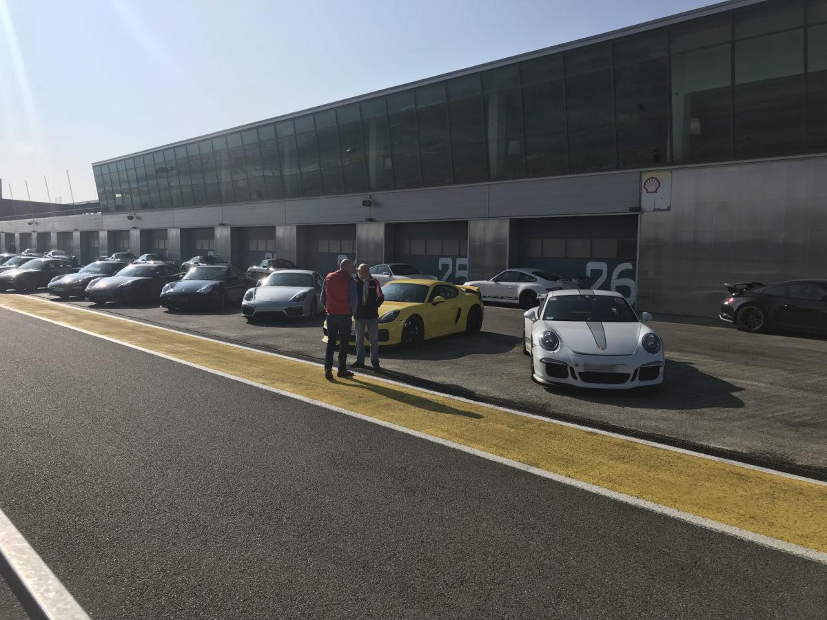 Porsche club Toulouse GT2 RS
