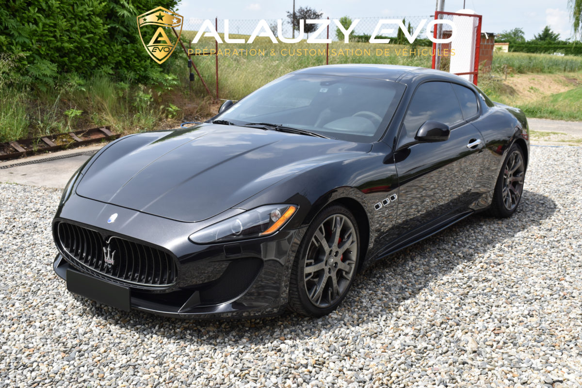 Maserati GrandTurismo Toulouse Covering Film de protection ALAUZY EVO