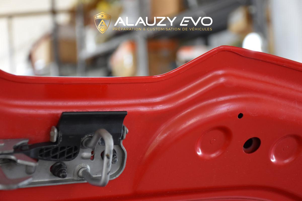 Lamborghini Alauzy Evo Covering PremiumShield Ceramique Detailing