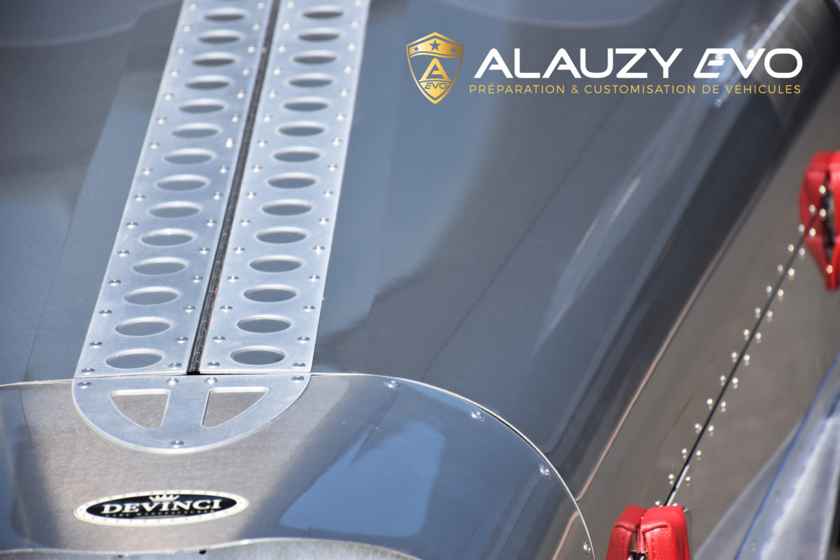 ALAUZY EVO DE VINCI FILM DE PROTECTION PREMIUM SHIELD TOULOUSE