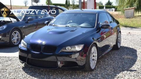 Traitement céramique BMW M3 e92