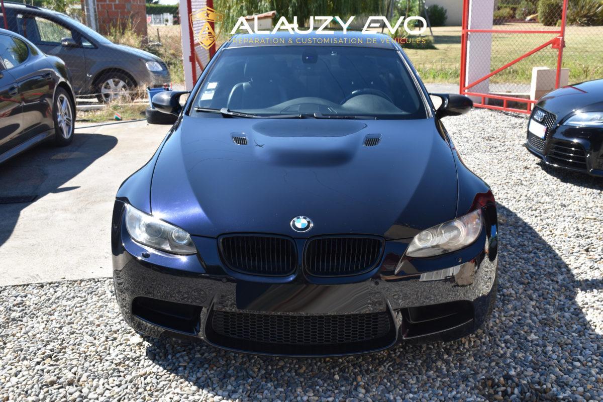 BMW M3 e92 Céramique Detailing AUTOMOBILE ALAUZY EVO TOULOUSE