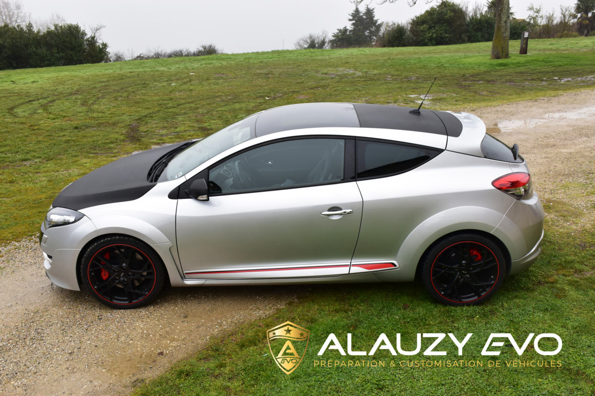 TOTAL COVERING TOULOUSE MEGANE RS ALAUZY EVO