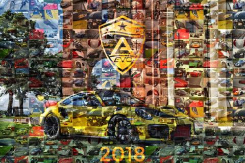 Bonne année 2019 à tous, retour sur les réalisations faites en 2018 !