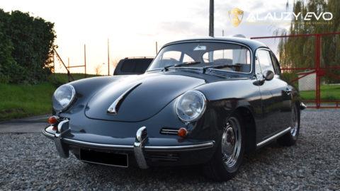 Protection Face avant pour cette très belle Porsche 356