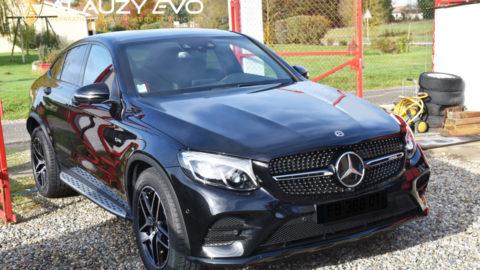 Protection Face avant pour ce nouveau Mercedes GLC 43 AMG