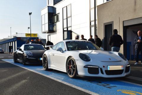 Film de protection Porsche GT3 et Traitement Céramique sur l'arrière