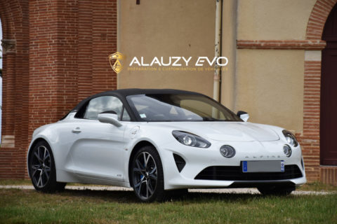 Customisation Covering Alpine A110 2019