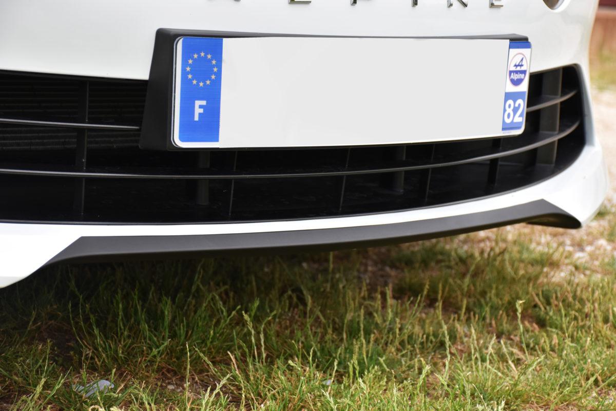 Alpine A110 Toulouse Film de protection