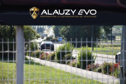 Préparation Concours d'élégance automobile de Chantilly
