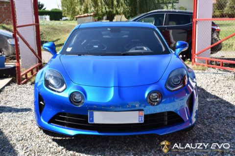 Film de protection Race Pack Alpine A110 Toulouse